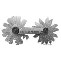 Резьбомер дюймовый YATO YT-29982