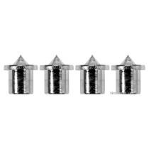 Кернеры стальные для чеканки отверстий YATO 8 мм 4 шт