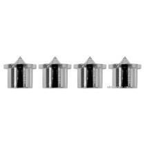 Кернеры стальные для чеканки отверстий YATO 10 мм 4 шт