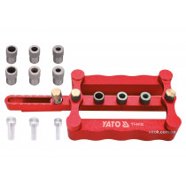 Устройство для штифтовых соединений YATO 6-8-10 мм 17-50 мм