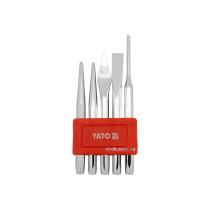 Зубила та керни YATO 5 елементів