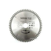 Диск пильный по алюминию YATO 350 х 30 х 3.2 x 2.5 мм