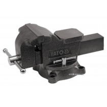 Тиски слюсарные YATO YT-6502