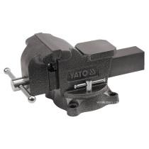 Тиски слесарные YATO YT-65048