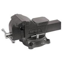 Тиски слесарные YATO YT-65049