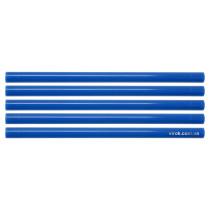 Клеевые стержни синие YATO 11.2 x 200 мм 5 шт