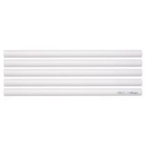 Клеевые стержни белые YATO 11.2 x 200 мм 5 шт