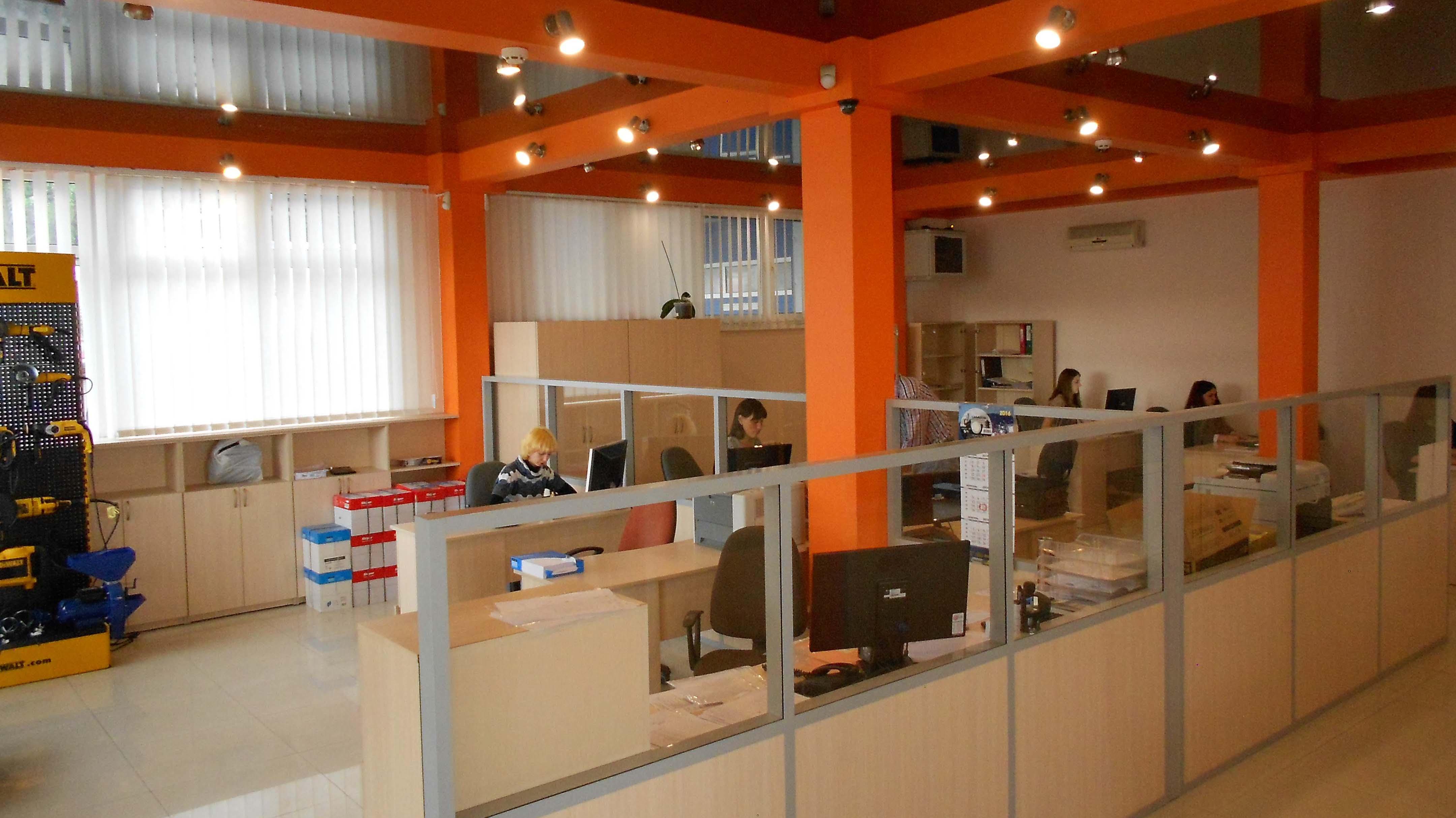 Центральний офіс у м. Львів